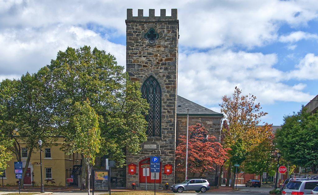 Episcopal church in Salem, MA