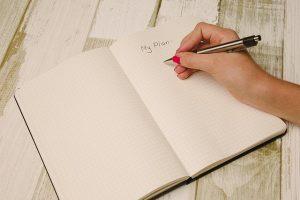 Arm Notebook Hand