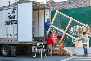 hiring profesional movers for your upcoming relocation is one of the movney-saving tips for an upcoming relocation